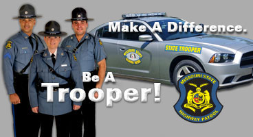 Be A Trooper